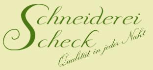 Das Logo der Schneiderei